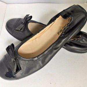 Naturino Ballet Flats Leather & Patent Leather 7